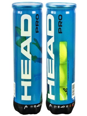 Head Pro blue, 4ks