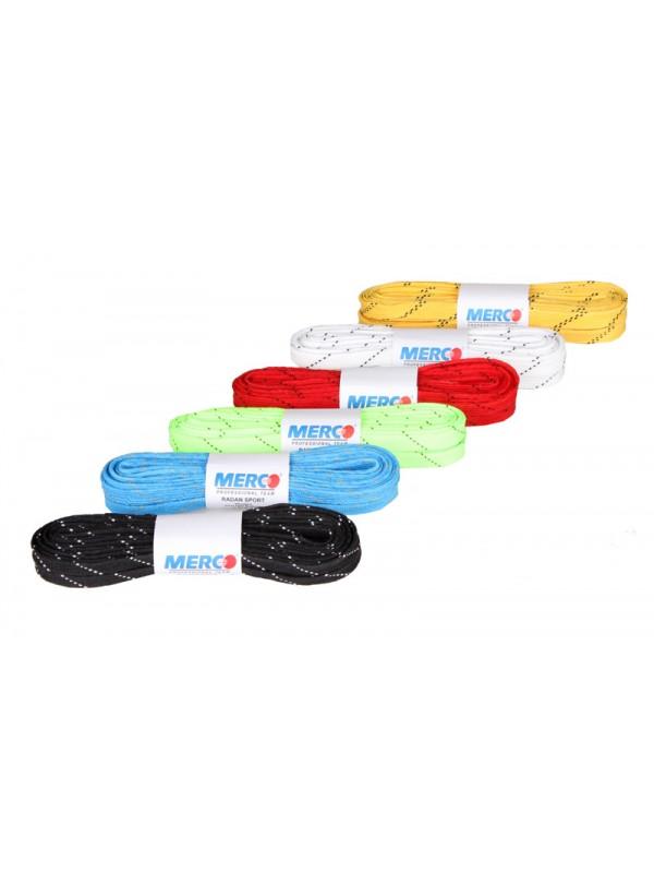 Merco tkaničky do bruslí PHW voskované