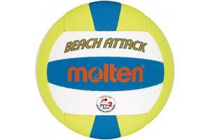 Molten Beach Attack