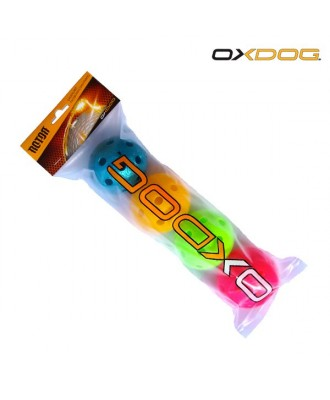 Oxdog Rotor Ball Tube Color - 4ks