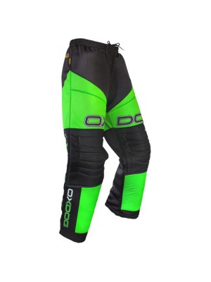 Oxdog Vapor Goalie Pants junior black/green