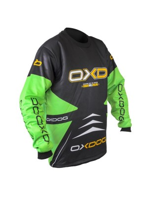 Oxdog Vapor Goalie Shirt black/green