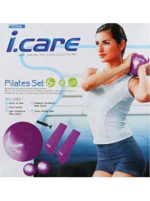 Joerex Pilates set - 6 ks