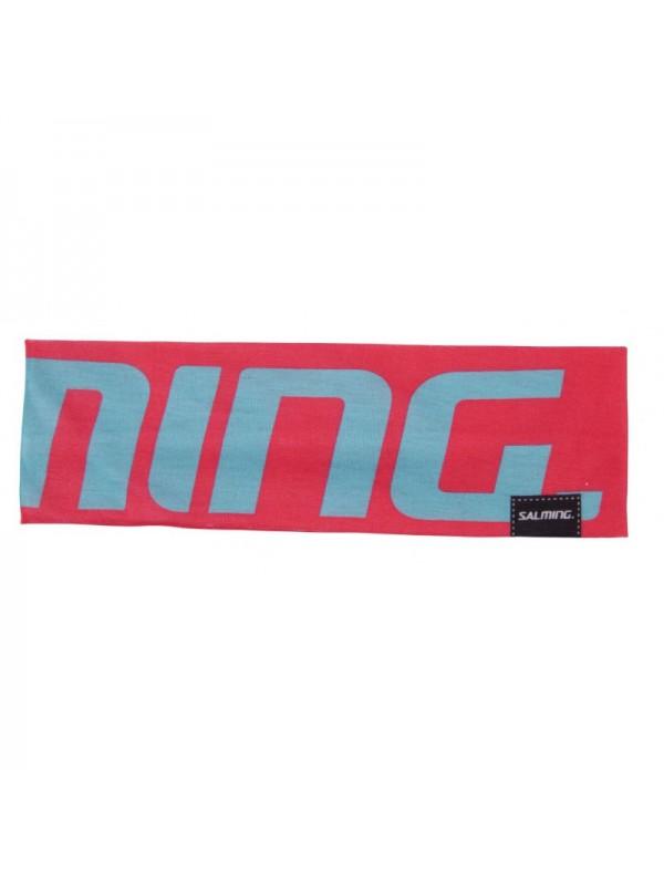 Salming Headband Diva Pink/Turquoise