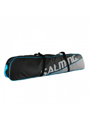 Salming Pro Tour Toolbag JR, Black/Grey