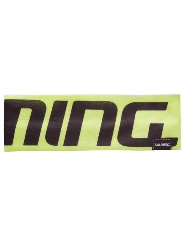 Salming Headband Safety Yellow