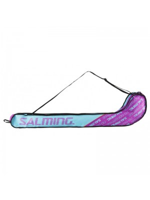 Salming Tour Stickbag SR, Turquoise/Cactus Flower