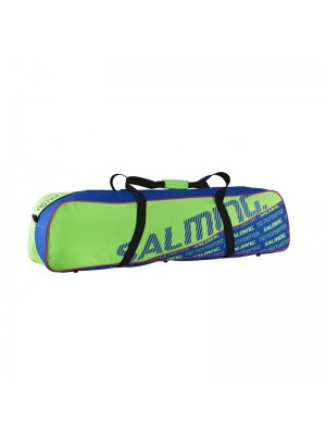 Salming Tour Toolbag JR, Gecko Green/Royal