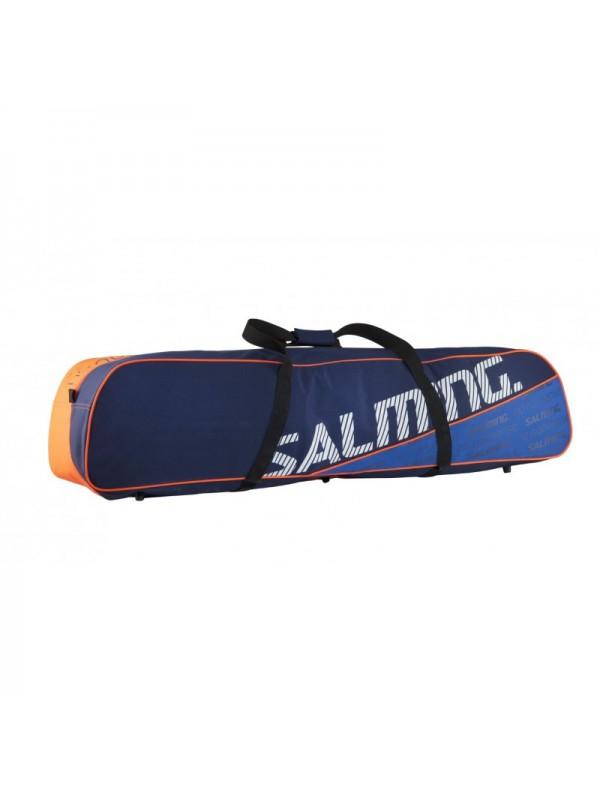 Salming Tour Toolbag SR, Navy/Orange