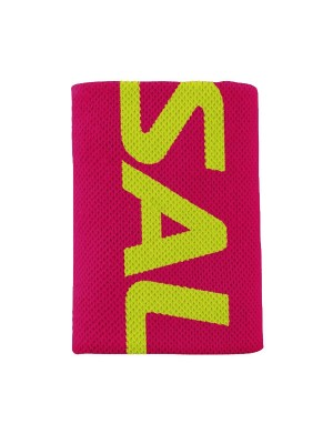 Salming Wristband MID knockout pink