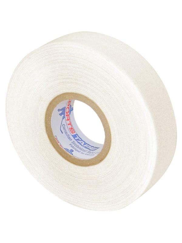Sportstape páska, bílá, 2,4cm x 25m