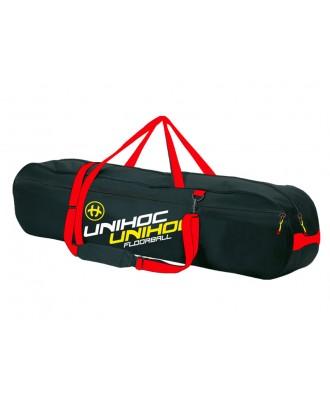 Unihoc Toolbag Crimson Line Black Junior