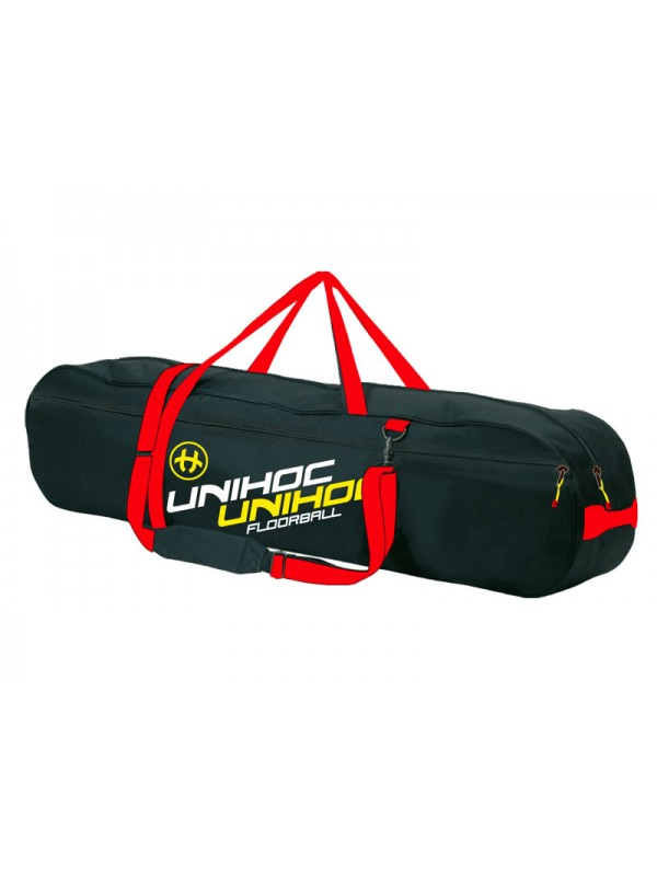 Unihoc Toolbag Crimson Line Black Senior